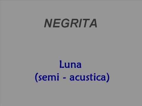 Negrita Luna acustica