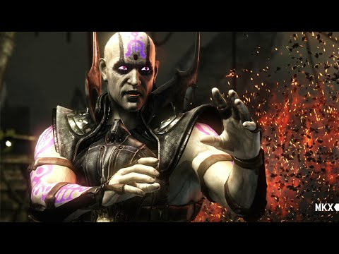 Mortal Kombat X: Quan Chi Official Trailer