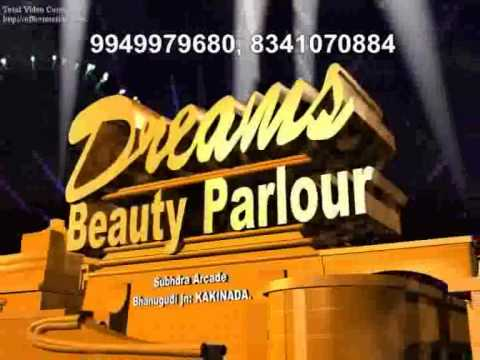 Dreams Beauty Parlour.st Kakinada