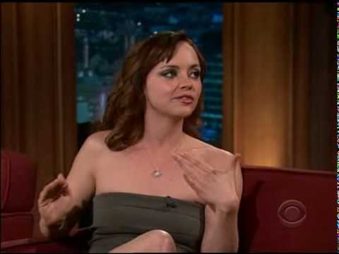 Christina Ricci - Craig Ferguson 14-03-2009