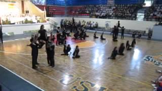 USJR HS Dance Troupe pakighimamat 2014