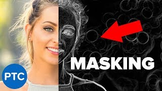 POWERFUL Photoshop Masking Technique That I Just Came Up With! [Detail Mask]