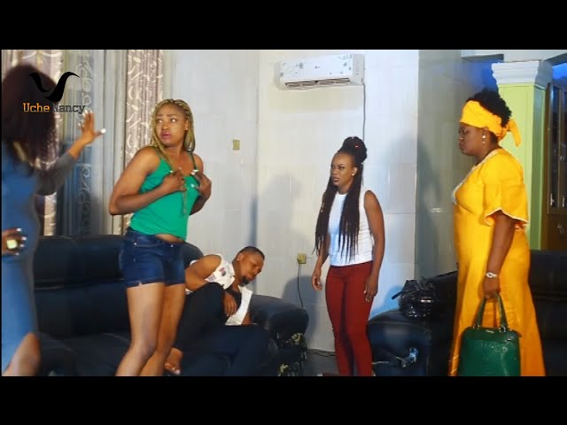 Friends Nigerian Movie - Nollywood Drama Series [Episode 2]