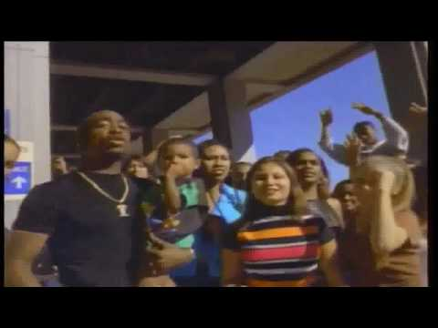 Makaveli To Live And Die In L A -tupac video
