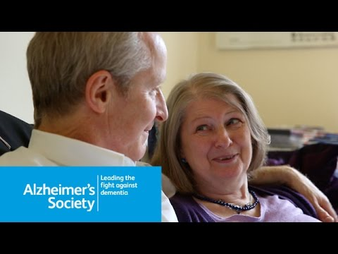 Worried about your memory? - Paul and Linda's story - Alzheimer's Society
