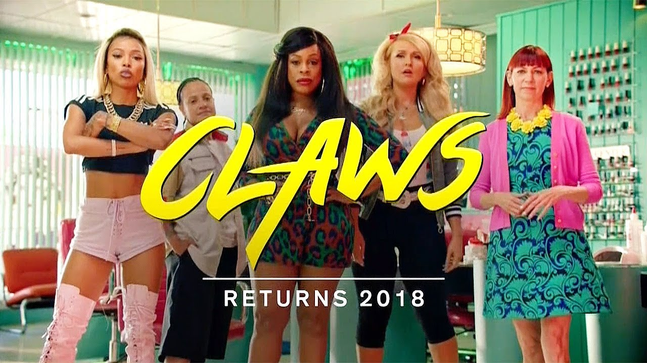 Claws 2x02 y 2x03 Espa&ntildeol Disponible