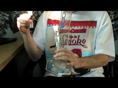 ROOR Blue Series Bong Hits