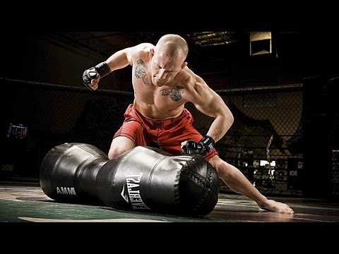 Hardcore MMA & Fitness Motivation - Brutal Training Image 1