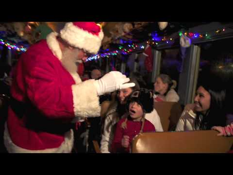 THE POLAR EXPRESS in CARSON CITY, NV _ TV spot _by THS-Visuals Motion Pictures