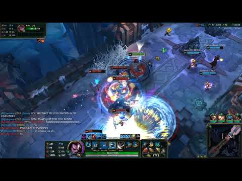 League of Legends | Shot with GeForce