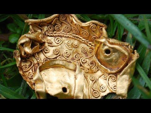 Metal Detecting UK Dig | 38 | REAL SAXON GOLD TREASURE FOUND AMAZING !!