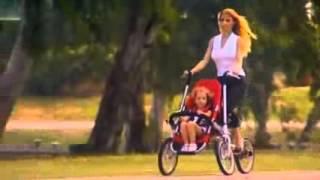 Xe đẩy kết hợp xe đạp 2 trong 1 Taga tại Shop mẹ và bé Famimax Store