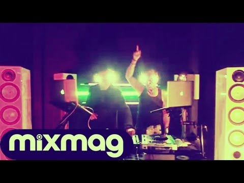 Orbital in the Mixmag DJ Lab