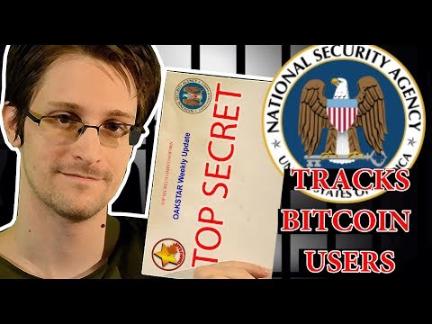 Snowden Leak Suggests US National Security Agency (NSA) Tracking Bitcoin Users in Hindi/Urdu