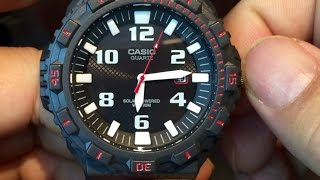 Casio MRW-S300H-8BVCF Solar-Powered Sport Watch review