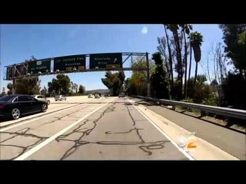 CBS2's Stephanie Simmons Examines Causes Of Traffic Frustrations At Hollywood Split