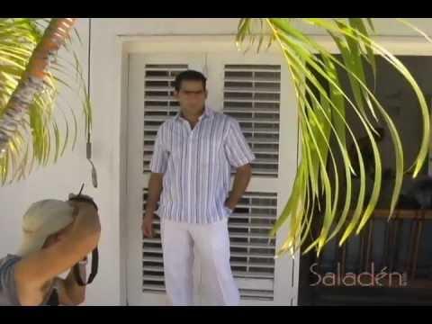 Camisas, Guayaberas y Pantalones Colección 2010-2011 Saladen By Edith