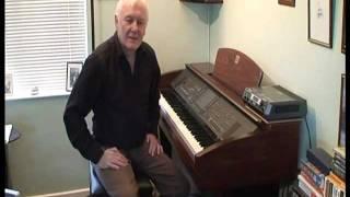 Dave Kelly plays Yamaha CVP 307