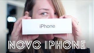 IPHONE X OU 8 PLUS? UNBOXING E REVIEW DO MEU NOVO IPHONE (INCLUI MINI VLOG DE TESTE) | ALI LICKEL