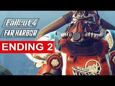 Fallout 4 Far Harbor ENDING 2 [1080p HD 60fps PC ULTRA Settings] Far Harbor Ending #2