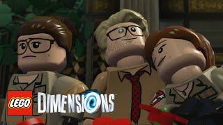 LEGO Dimensions: Ghostbusters (2016) Story Pack - After Credits Scene