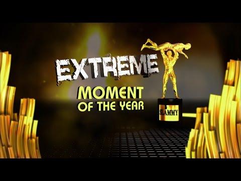 2014 Wwe Slammy Awards - extreme Moment Of The Year video