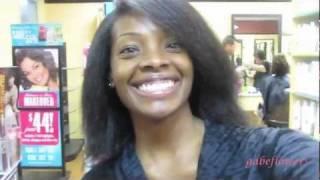 Walmart Haircut ~ Gabe & Babe Vlog