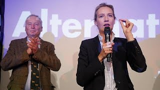 Historic Election For Germany's Correctly Rightist AfD