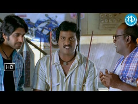 Kalidasu Movie - Sunil Ragava Tamanna Sushanth Comedy Scene