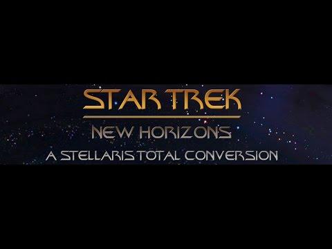 Stellaris: Star Trek New Horizons