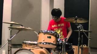 『ステキな日曜日~Gyu Gyu グッデイ~/芦田愛菜』を叩いてみた【ドラム】