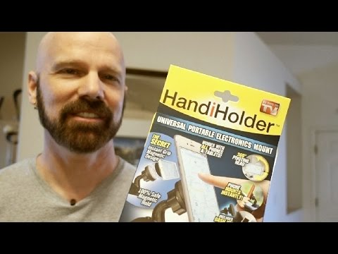 Handi Holder Review: First Look