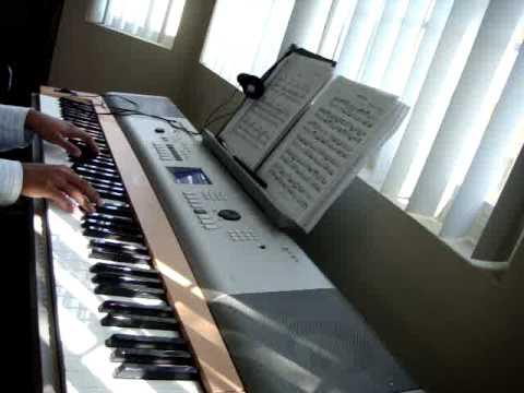Kaun Disa Mein Leke Chala Re - Piano