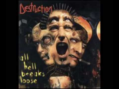 Destruction - Total Desaster 2000