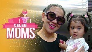 Celeb Moms: Venna Melinda, Vania Temani Bunda Venna - Episode 98