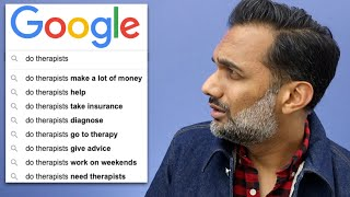 Therapist answers commonly googled questions about therapy
