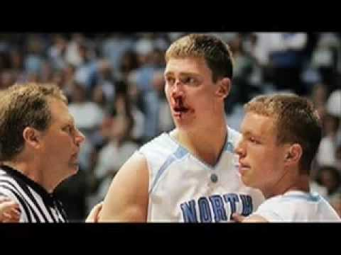 Tyler Hansbrough is Psycho T Video