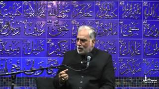 05 - Moulana Sayed Muntazir Abbas Naqvi - Muharram 1436 2014 - Masjid-e-Ali