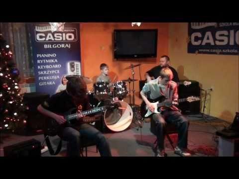 Koncert Rockowy (Styczeń 2011) - Szkoła Muzyczna CASIO W Biłgoraju (HD)