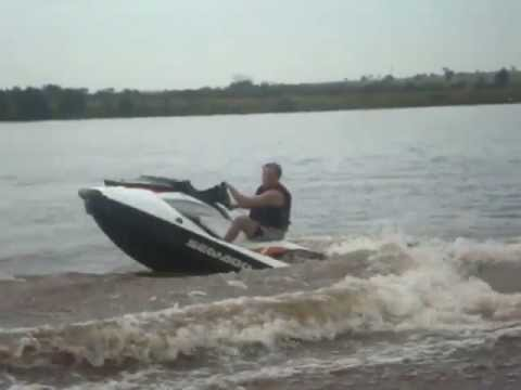 how to drive a seadoo