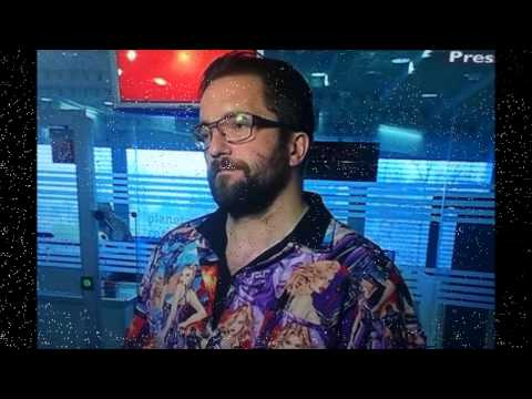 Rosetta mission scientist Dr Matt Taylor cries during apology over 'offensive' shirt