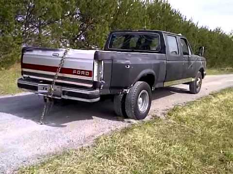 1991 Ford F-350 7.3 IDI Injector Pump Screw MAXED OUT ! EXTREME SMOKE