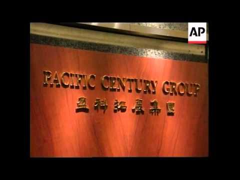 HONG KONG: TELECOM SHARES INCREASE BY 22 %