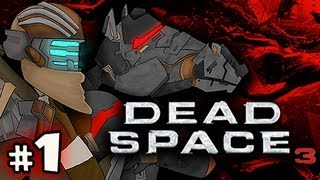 PAY YOUR RENT - Dead Space 3 Hard Co-op w/Nova & Sp00n Ep.1