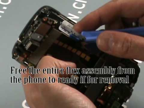 Google Nexus One disassembly tutorial