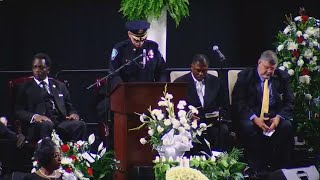 South Carolina officer Terrence Carraway's final end of watch call: full audio
