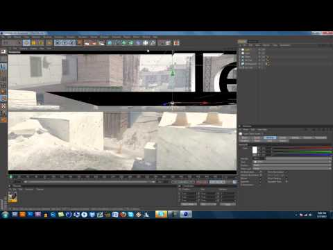 Tutorial – 3D Motion Tracking With Boujou and Cinema 4D