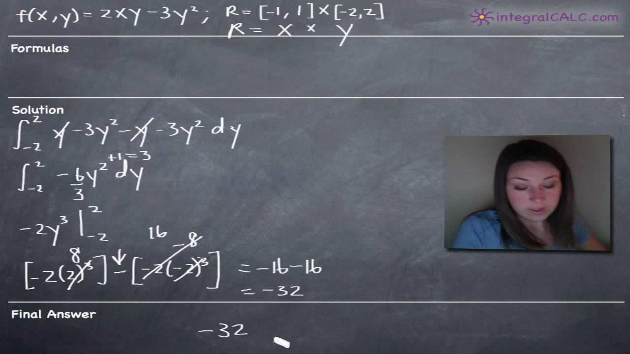 Solve Integration Problems Online