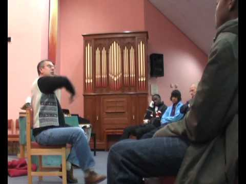 David Heathfield (Storyteller) - The Washergirl and the Count