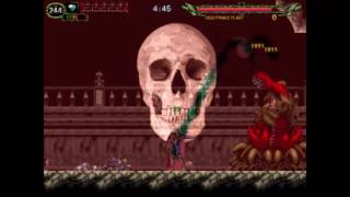 Castlevania Lecarde Chronicles 2 Alucard Boss Rush Mode